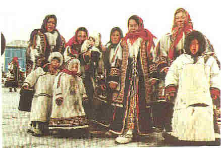 Northern Khanty people