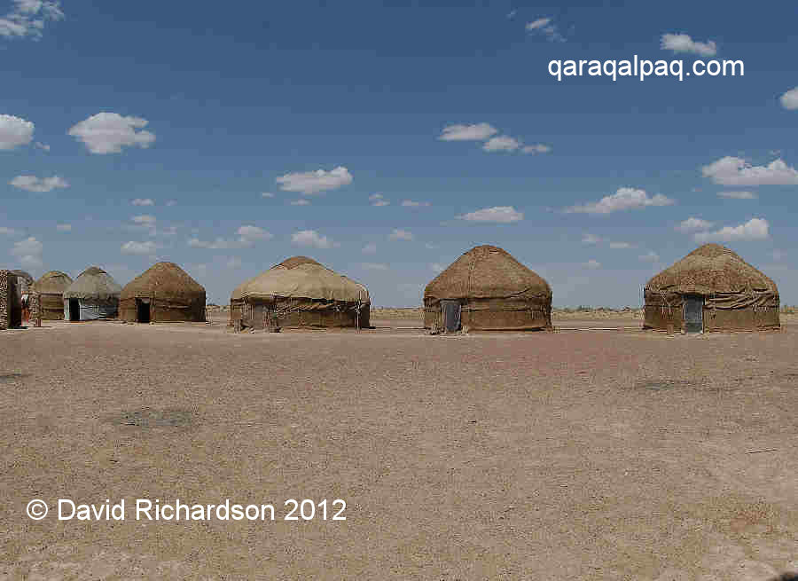 The Yurt Camp