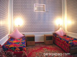 Bedroom of the Islambek